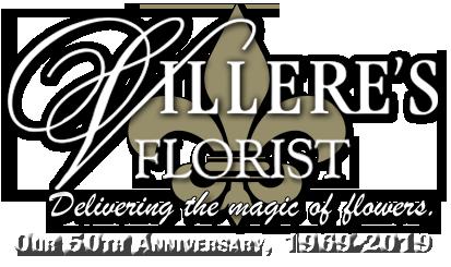 About Villere's Florist - Metairie, LA Florist