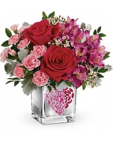 Teleflora's Young At Heart Bouquet Custom product
