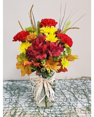 COUNTRY HARVEST Flower Arrangement