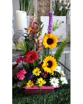 SPRING HAS SPRUNG Flower Arrangement