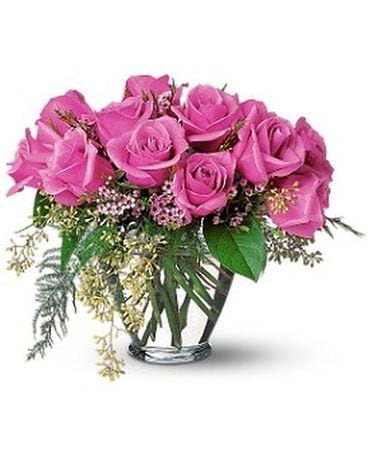Gorgeous Roses Flower Arrangement