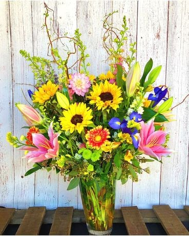 MarketFresh Mixed Flower Arrangement
