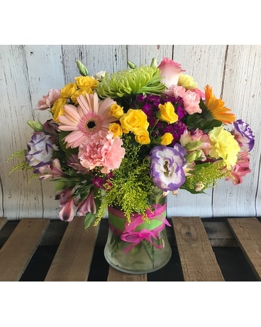Fashionista Classic Flower Arrangement