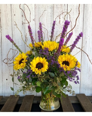 MarketFresh SunFlowers Flower Arrangement