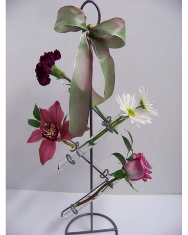 CHEMISTRY Flower Arrangement