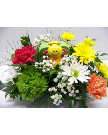 BUG-A-BOO Flower Arrangement