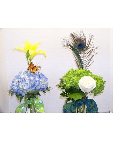 CREATIVE VIBE Flower Arrangement