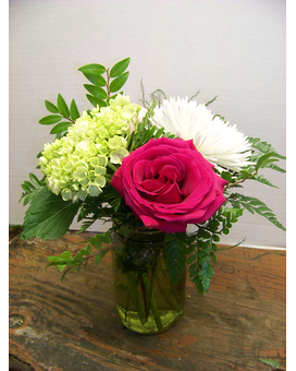 BIG BLOOMS Flower Arrangement