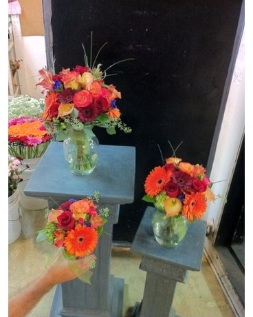 Yes, We Did This Just For You Flower Arrangement
