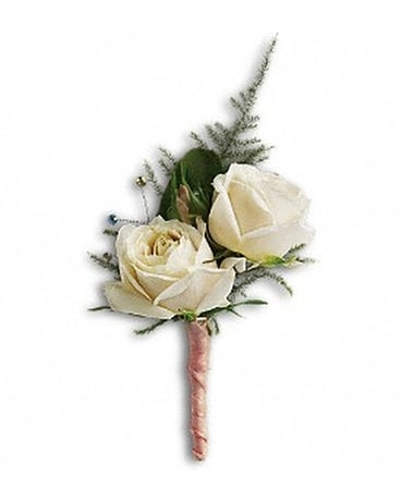 Sray Rose Boutonniere Corsage