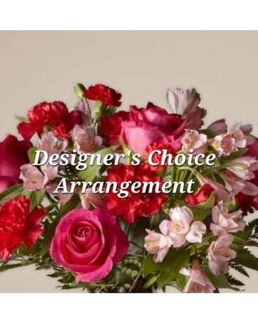 Custom Designer Arrangement Flower Arrangement