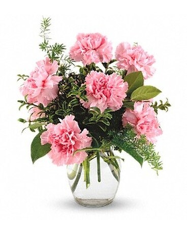 Pink Notin Flower Arrangement