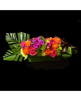 Tropical Bliss Flower Arrangement