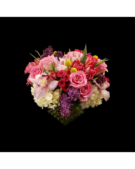 Pink Dream Flower Arrangement
