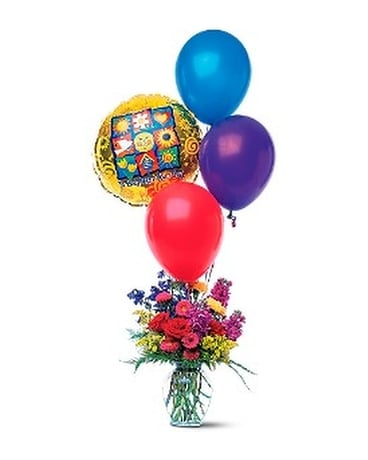 Balloon Bouquet Delivery South Yarmouth MA - Lily\'s Flowers & Gifts