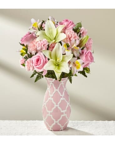 Perfect Day Flower Arrangement