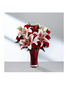Perfect Impressions Bouquet Flower Arrangement