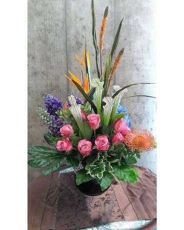 An Event Flower Arrangement