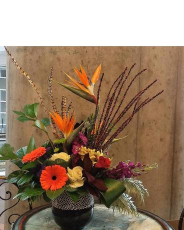 Make an Event Flower Arrangement