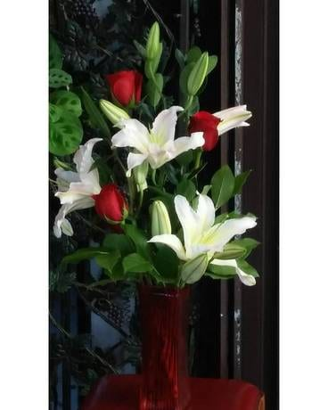 Touch of Love Flower Arrangement