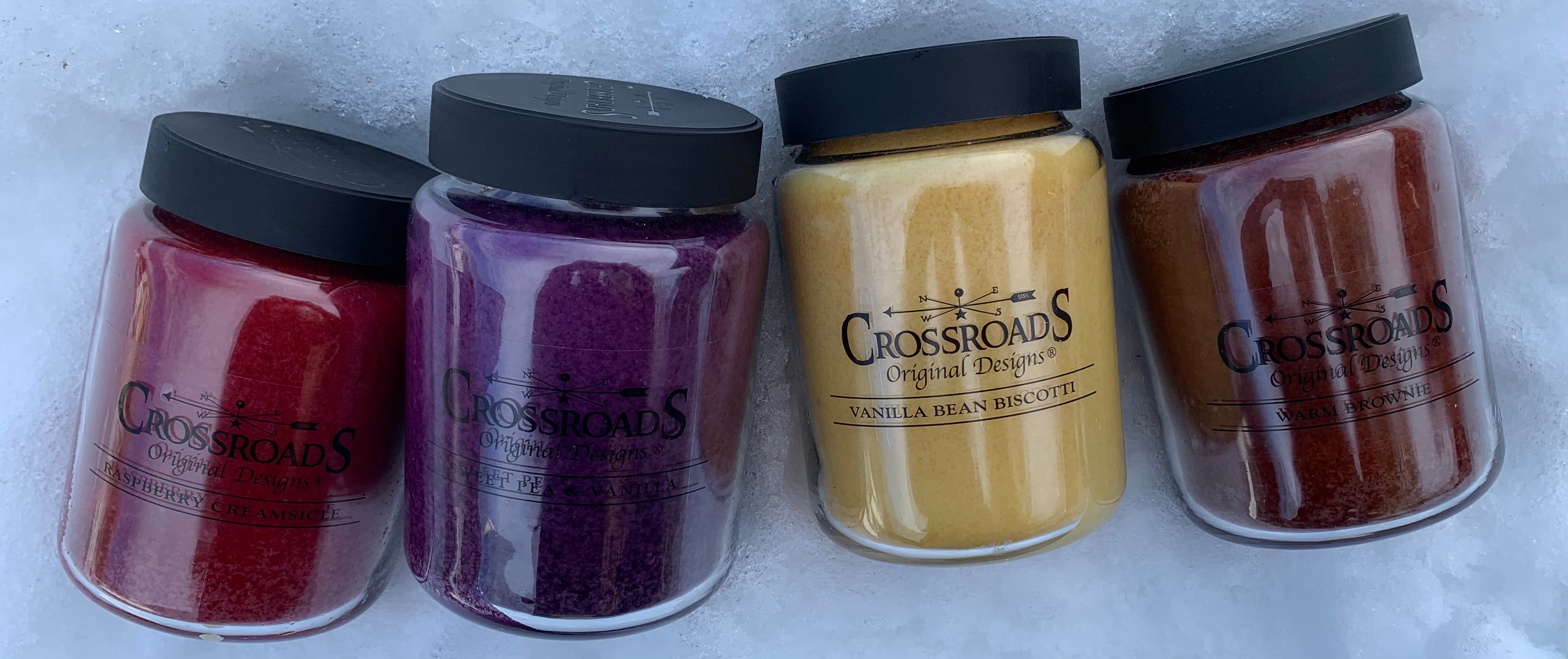 Crossroads Candle
