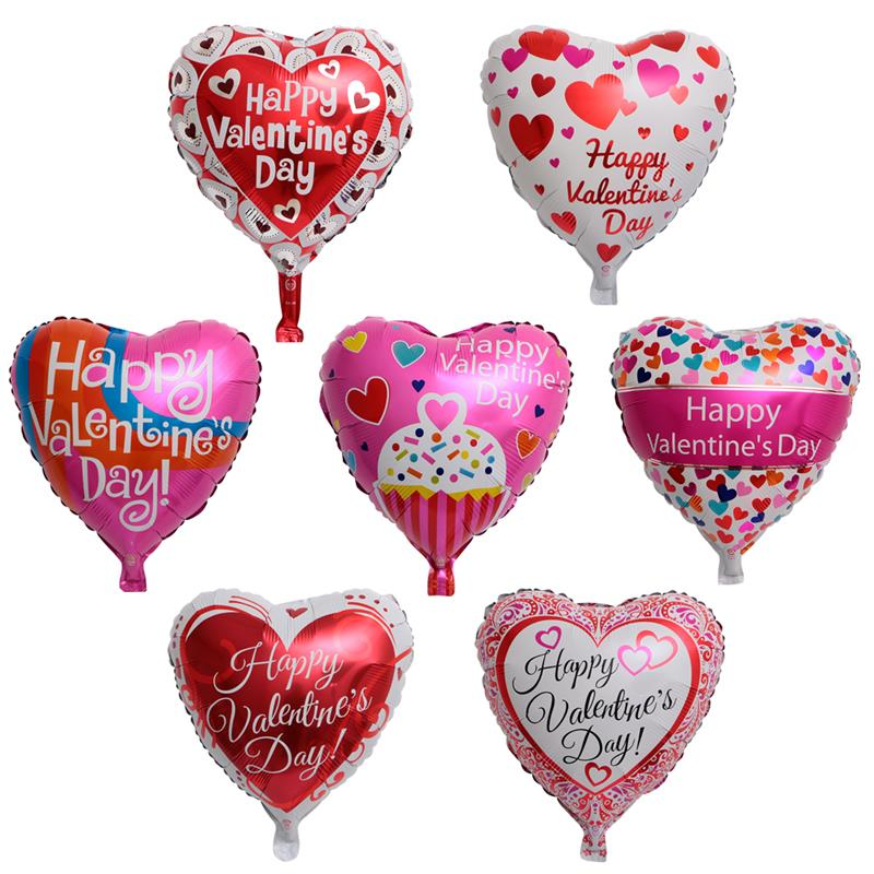 HVD/Love Airfilled stick balloon