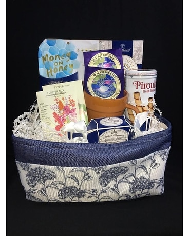 Gift Basket- Planted with love Custom product