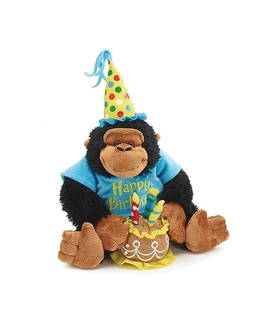 Birthday Gorilla
