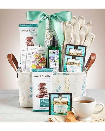 Planted with love gift basket Gift Basket