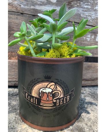 Craft Beer Garden Plant