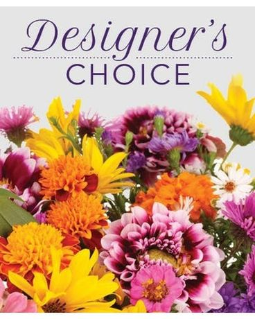 Designer's Choice $49.99-$99.99 Flower Arrangement