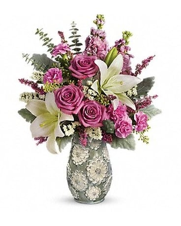 Teleflora's Blooming Spring Bouquet Flower Arrangement