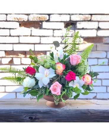 Spring into Summer Flower Arrangement