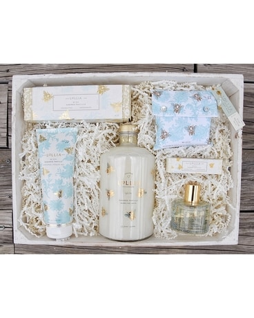 WISH LoLLIA Gift Crate Gift Basket