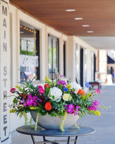 Main Street Blooms Flower Arrangement