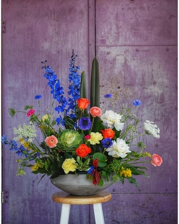 Summer Bash Flower Arrangement