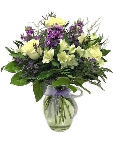 Lavender Dreams Flower Arrangement