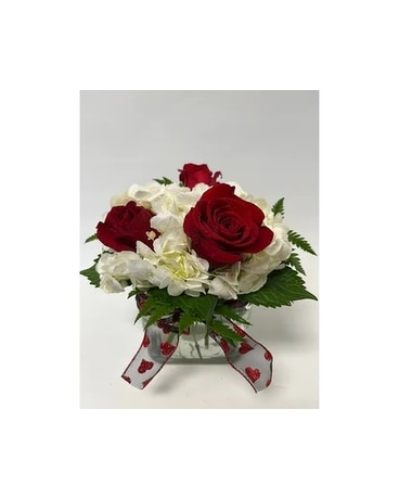 Love Squared Flower Arrangement