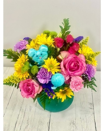 Hippity Hop Flower Arrangement