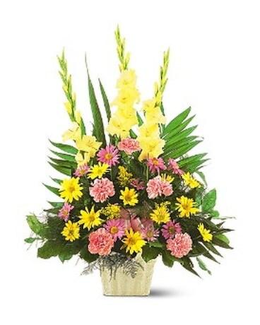 Warm Thoughts Arrangement In Boerne Tx An Empty Vase