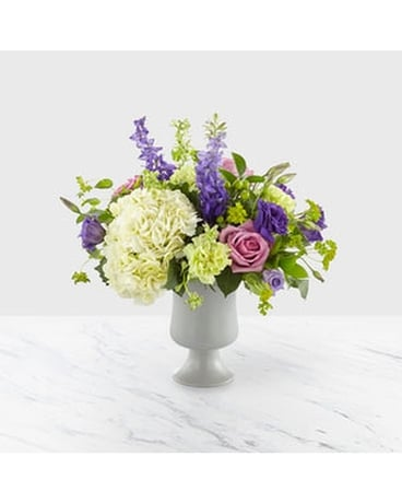 The FTD® Delightful™ Bouquet Flower Arrangement