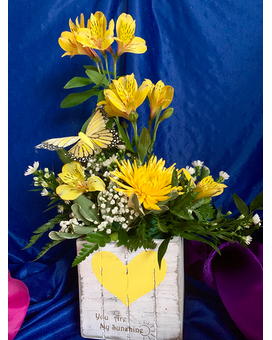 My Sunshine Flower Arrangement