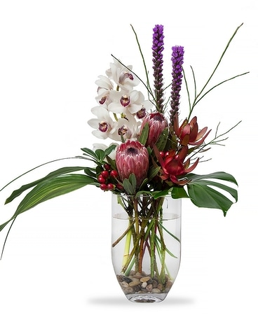 Tropical Party Flower Arrangement
