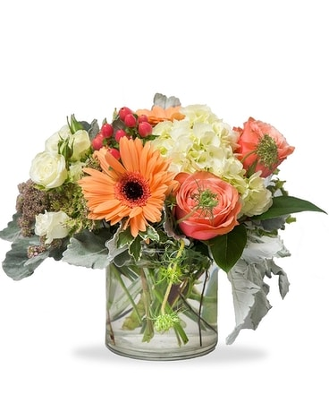 Soft Breeze Flower Arrangement