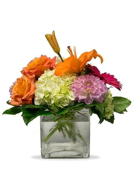 Happy Dance Flower Arrangement