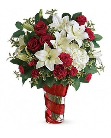 Teleflora's Work of Heart Bouquet Custom product