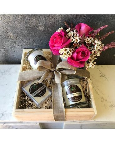 Comfort Candle Gift Box