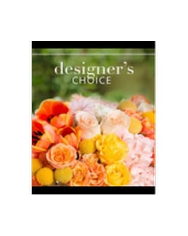 Designer Choice Citrus Blends Flower Arrangement