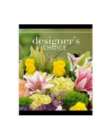 Designer Choice Southern Charm Flower Arrangement