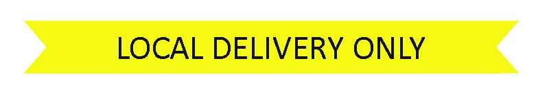 LOCAL DELIVERY ONLYE